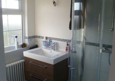 Loft Conversion -ensuite